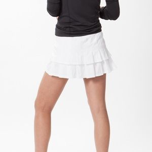 ivivva by Lululemon Set The Pace Skirt 10 NWT